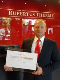 Sauna Premium Auszeichnung